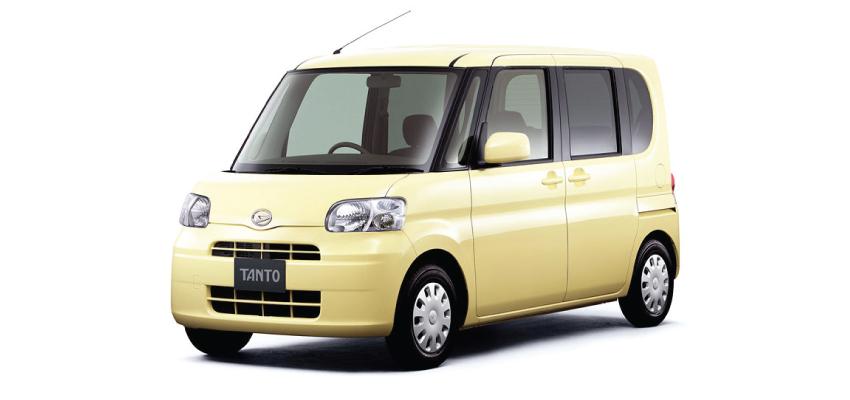 Daihatsu Tanto характеристики