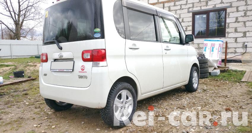 шины Daihatsu Tanto (L375S)