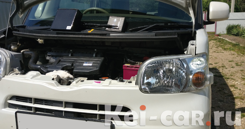 led габариты Daihatsu Tanto